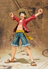 ONE PIECE FIGUARTS LUFFY NEW WORLD 14 CMS