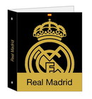 REAL MADRID CARDBOARD RING BINDER STRONG