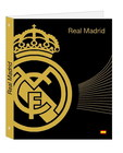 REAL MADRID FOLIO CARDBOARD RING BINDER