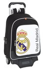 REAL MADRID BIG BACKPACK WITH WHEELS