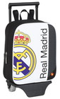 REAL MADRID BABY BACKPACK WITH WHEELS