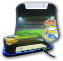 REAL MADRID: MOUSE PAD HUB 2.0