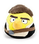 HAN SOLO STAR WARS 13 CM ANGRY BIRDS PLUSH