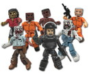 THE WALKING DEAD MINIMATES SERIES 3 CASE 5 cm (12)