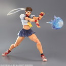 SUPER STREET FIGHTER IV PLAY ARTS KAI VOL. 4 SAKURA 22 cm