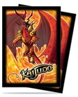 KAIJUDO DECK PROTECTOR CARD SLEEVES INFERNUS (50)