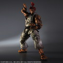 SUPER STREET FIGHTER IV PLAY ARTS KAI VOL. 2 ACTION FIGURE AKUMA