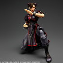 SUPER STREET FIGHTER IV PLAY ARTS KAI ACTION FIGURE CHUN-LI BLAC