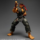 SUPER STREET FIGHTER IV PLAY ARTS KAI ACTION FIGURE  RYU BLACK V