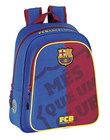 F.C. Barcelona MES-MINI RUCKSACK ADAPTABLE WHEELS