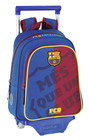 F.C. Barcelona MES-MINI RUCKSACK WITH WHEELS