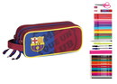 F.C. Barcelona MES-TRIPLE FILLED PENCIL CASE 34 PCS