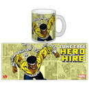 TAZA MARVEL LUKE CAGE HERO FOR HIRE