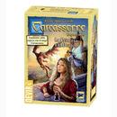 Carcassonne: la princesa y el dragon
