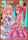 Funda cartas princesses