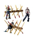 WALKING DEAD CONSTRUCTION SET WALKER BARRIER