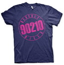 CAMISETA BEVERLY HILLS 90210 LOGO XL