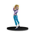 FIGURA BANPRESTO DRAGON BALL C18 17 CM
