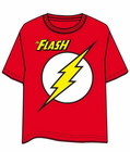 CAMISETA THE FLASH LOGO S