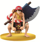 FIGURA BANPRESTO ONE PIECE LUFFY MONKEY 15 CM