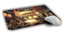 MOUSE PAD RED VEIL