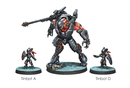 COMBINED ARMY - OVERDRON BATROIDS