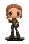 STAR WARS ROGUE ONE WACKY WOBBLER BOBBLE-HEAD JYN ERSO 15 CM