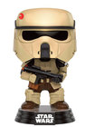 STAR WARS ROGUE ONE WACKY WOBBLER BOBBLE-HEAD SCARIF STORMTROOPE
