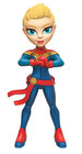 MARVEL COMICS ROCK CANDY VINYL FIGURE CAPTAIN MARVEL 13 CM