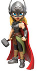 MARVEL COMICS ROCK CANDY VINYL FIGURE LADY THOR 13 CM