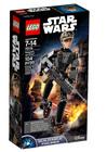 LEGO FIGURES STAR WARS SERGEANT JYN ERSO