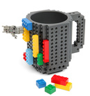 BUILD ON BRICK MUG (GRAY)