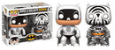 POP HEROES: DC UNIVERSE ZEBRA AND BULLSEYE BATMAN 2 PACK