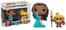 POP DISNEY: MOANA WITH KAKAMORA 2 PACK