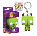 POCKET POP KEYCHAINS INVADER ZIM - GIR