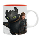 DRAGONS - MUG - 320 ML - HAROLD, KROKMOU & EMBLEM - WITH BOX X2