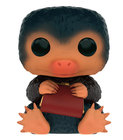 POP MOVIES: FANTASTIC BEASTS - NIFFLER WITH PURSE