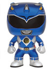 POP TELEVISION: POWER RANGERS METALLIC BLUE RANGER - LIMITED