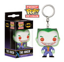 DC COMICS POCKET POP! VINYL KEYCHAIN THE JOKER GLOW IN THE DARK
