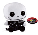 NBX: PLUSH 6� JACK SKELLINGTON