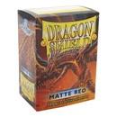 FUNDA *MATE* DRAGON SHIELD RED (100)