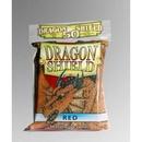 FUNDA STANDARD DRAGON SHIELD RED (50)
