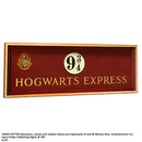 ESCUDO HOGWARTS EXPRESS HARRY POTTER 56X20