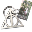 LLAVERO EDICION LIMITADA DEATHLY HOLLOWS HARRY POTTER
