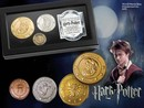 SET MONEDAS HARRY POTTER BANCO GRINGOTTS