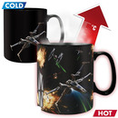TAZA STAR WARS SPACE BATTLE 460 ML *CALOR*