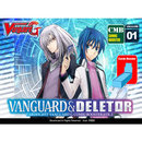 VANGUARD BOOSTERS VANGUARD & DELETOR (12) *INGLES*