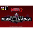 VANGUARD STARTER DECK ODYSSEY INTERSPAT *INGLES*