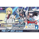 VANGUARD TRIAL DECK DIVINE KNIGHT HEAVENL*INGLES*