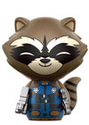 FIGURA DORBZ GUARDIANS OF GALAXY V2 ROCKET